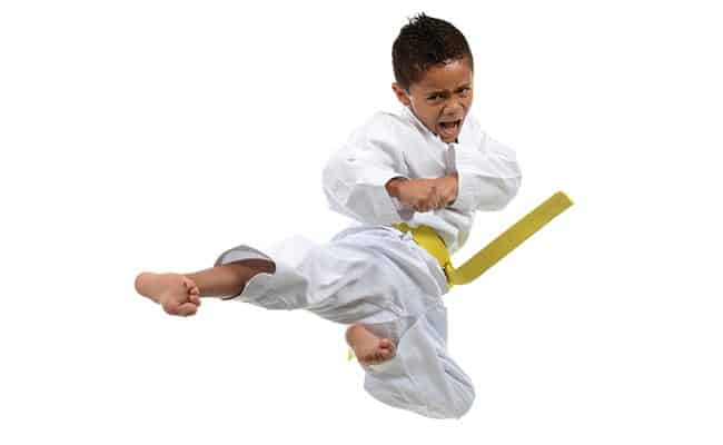 Perth Martial Arts Training - all ages, all levels!